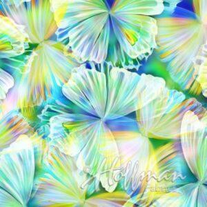 Fluttering Digital Print By Hoffman - Mariposa