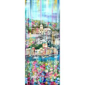 Wanderlust Digital Print By Hoffman - Blossom