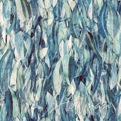 Leaf Me Be Digital Print By Hoffman - Big Sur