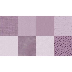 Details Digital Print By Hoffman - Purple Haze