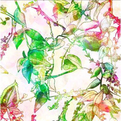 Busy Blooms By Hoffman - Multi