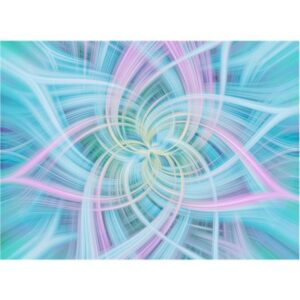 Dream Big Dance Digital Print By Hoffman - Opal