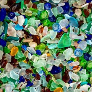 Natures Narratives By Hoffman - Sea Glass