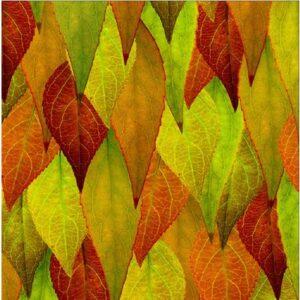 Natures Narratives By Hoffman - Leaf