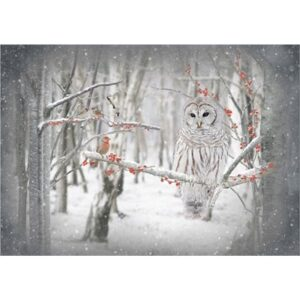Call Of The Wild Digital Print By Hoffman - Birch