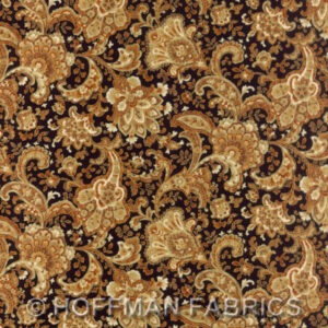 Florence By Hoffman - Black/Gold
