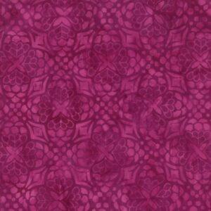 Longitude Rayon Batiks By Kate Spain For Moda - Magenta