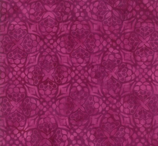 Longitude Rayon Batiks By Kate Spain For Moda - Magenta