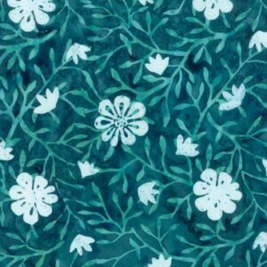 Longitude Rayon Batiks By Kate Spain For Moda - Teal