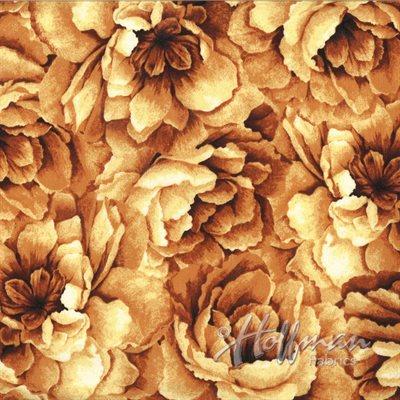 Belleflower By Hoffman - Orange
