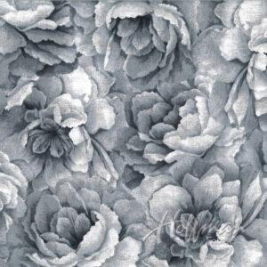 Belleflower By Hoffman - Grey