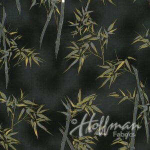 Zen Garden By Hoffman - Black/Gold