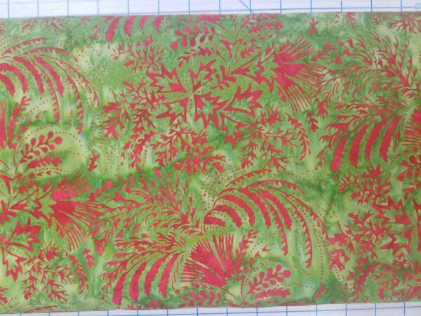 Bali Handpaints By Hoffman - Strawberry