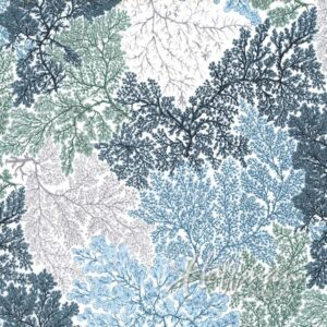 Coastal Drift By Hoffman By  - Seagrass/Silver