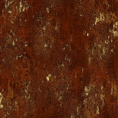 Luxe By Hoffman - Burnt/Sienna/Gold