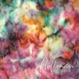 Bali Batiks By Hoffman - Sweet Pea