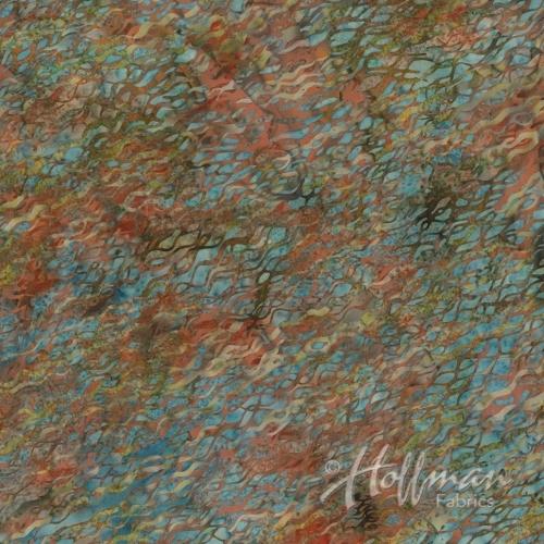 Bali Batiks By Hoffman - Horizon