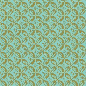 Wild Acres By Victoria Findlay Wolfe For Rjr Fabrics - Aqua