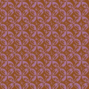 Wild Acres By Victoria Findlay Wolfe For Rjr Fabrics - Purple