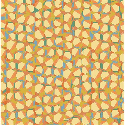 Wild Acres By Victoria Findlay Wolfe For Rjr Fabrics - Yellow