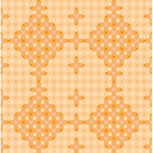 Wild Acres By Victoria Findlay Wolfe For Rjr Fabrics - Orange