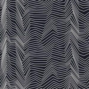 Gray Matter By Rjr Studio For Rjr Fabrics - White On Black