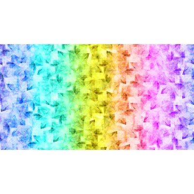 Geometry Digiprint By Rjr Studio For Rjr Fabrics - Rainbow