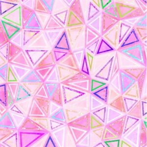 Geometry Digiprint By Rjr Studio For Rjr Fabrics - Pink