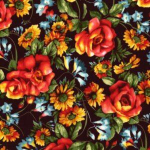 Bordeaux Rose By Rjr Studio For Rjr Fabrics