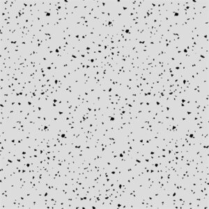 Confetti By Rjr Studio For Rjr Fabrics - Black On Gray