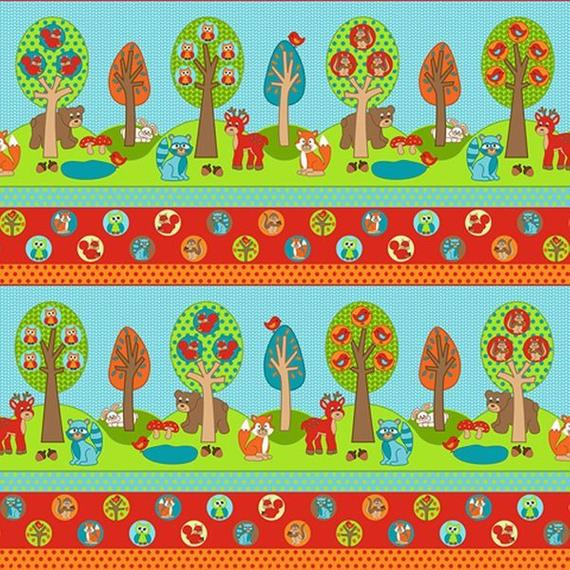 Woodland Park By Kids Quilts Rjr Fabrics