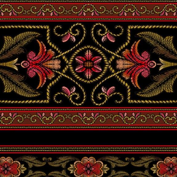 Border Basics By Jinny Beyer For Rjr Fabrics