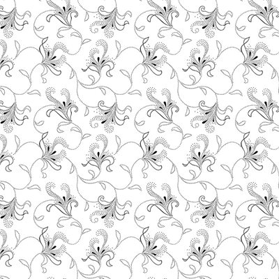 Bare Essentials Deluxe By Rjr Studio By Rjr Fabrics - Black/White