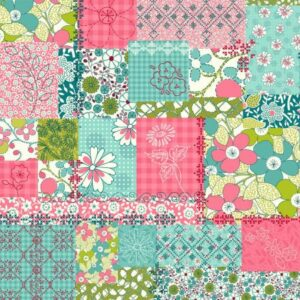Vintage Made Modern Stitcher's Garden By Indygo Junction For Rjr Fabrics