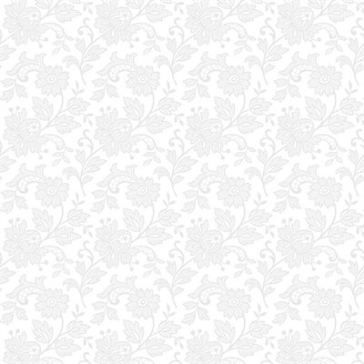 Bare Essentials Deluxe By Rjr Studios For Rjr Fabrics - White Glove