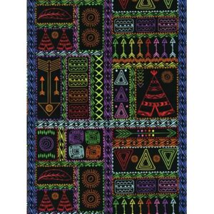 Pow Wow Wow By Sue Marsh For Rjr Fabrics