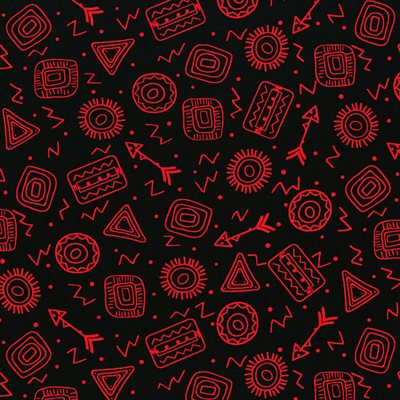 Pow Wow Wow By Sue Marsh For Rjr Fabrics