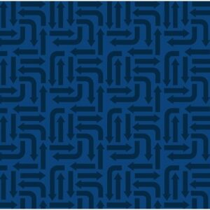 Traffic Jam By Kids Quilt For Rjr Fabrics - Blue