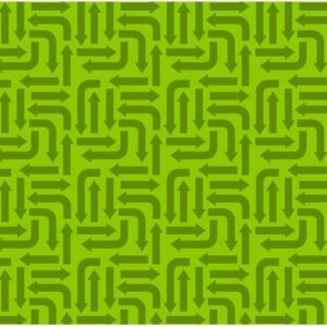 Traffic Jam By Kids Quilt For Rjr Fabrics - Green