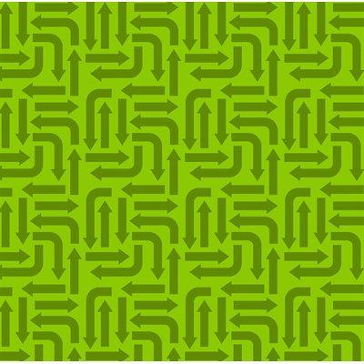 Traffic Jam By Kids Quilt For Rjr Fabrics - Green