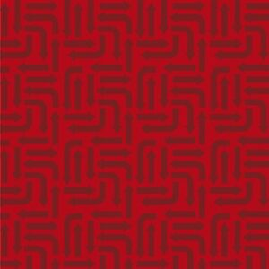 Traffic Jam By Kids Quilt For Rjr Fabrics - Red