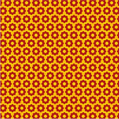 Traffic Jam By Kids Quilt For Rjr Fabrics - Red/Yellow