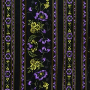 Midnight Garden By Jinny Beyer For Rjr Fabrics