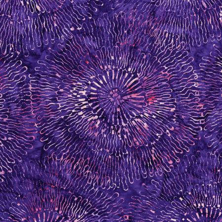 Blossom Batiks Splash By Flaurie Finch For Rjr Fabrics