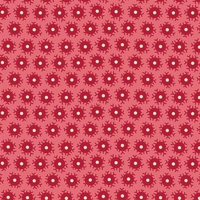 Family Roots By Legacy Paterns Co. For Rjr Fabrics - Pink