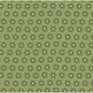 Family Roots By Legacy Paterns Co. For Rjr Fabrics - Green