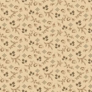 Family Roots By Legacy Paterns Co. For Rjr Fabrics - Parchment