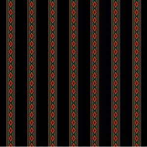 Holiday Aruba By Jinny Beyer For Rjr Fabrics - Red