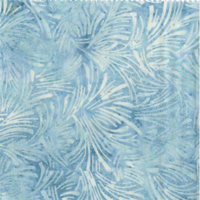 Malam Batiks Vi Lights & Brights By Jinny Beyer For Rjr Fabrics - Glacier