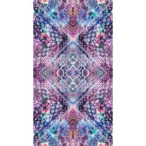 Fiorella  Digiprint By Rjr Studio For Rjr Fabrics - Amethyst